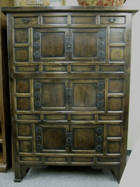 Asian Chest, Hand Made, Korean