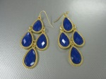 Teardrop Earrings, $35