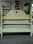Queen Poster Bed, Ethan Allen, Includes - Head, Foot & Side Rails,  $989