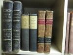 Antique Leather Bound Classics, Near 200 Volumes, Price:  $9 - $25 per Volume