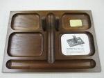 Vintage Desk Organizer, $59
