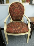 $159 each REDUCED $119 each, Pair of Upholstered Arm Chairs