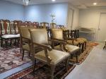 Mohair Chairs