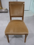 Mohair Side Chairs, Mark David - Baker Furniture, Four Available,  $159 each