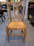 Six Pottery Barn, Rush Seat, Napoleon Chairs, Excellent Condition, $119 each