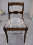 Six Antique Chairs Professionally Refreshed