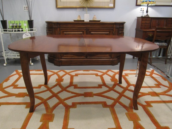Nichols & Stone Dining Table, High Quality, Matching Chairs Available