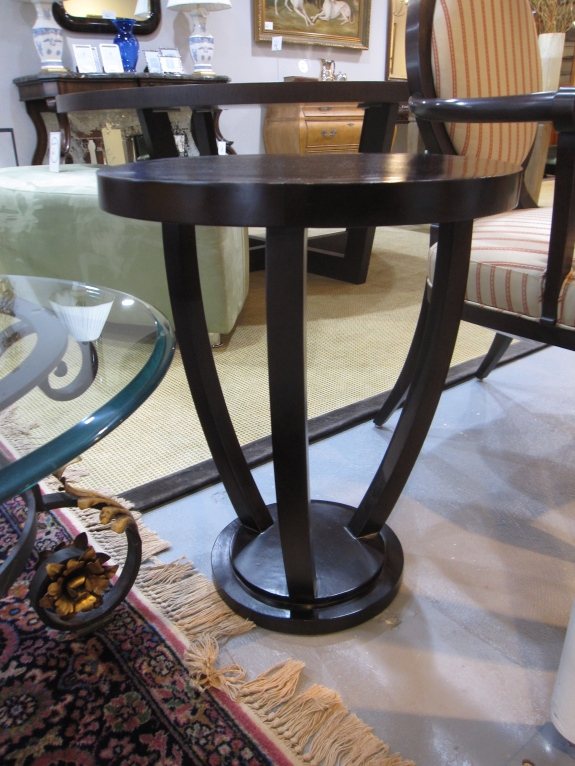 Williams Sonoma Drink Table, Side Table, Taboret