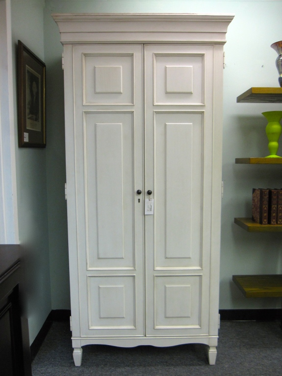 "Brand New - Tall Cabinet, Extra Closet Space, 34""w x 19"" x 78""h, Summer Hill, $879"